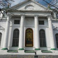 Церковь во имя иконы Смоленской Божией матери, Выездное