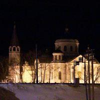 церковь Смоленской иконы Божией Матери.  Выездное., Выездное