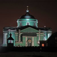 Church Illuminated, Выездное