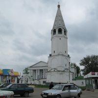 ►Арзамас. Колокольня Смоленской церкви, Выездное