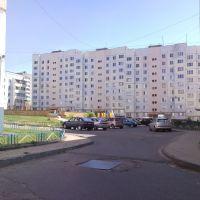 М-он Центральный двор домов N 1,2,3,4, Выкса