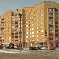 Дом на Красной площади, Выкса
