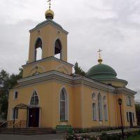 Колокольня церкви Рождества Пресвятой Богородицы, Выкса