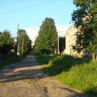 Бывший ножевой цех на ул. Горбунова, Горбатов