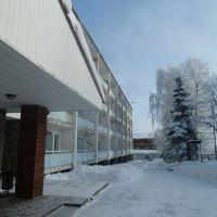 Вид от входа в центр., Горбатов