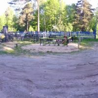 кладбище (16.05.2014), Горбатовка
