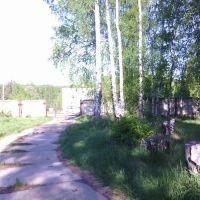 бетонная дорога (16.05.2014), Горбатовка