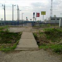 пешеходный мостик (07.05.2012), Горбатовка
