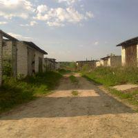 гаражи (22.05.2012), Горбатовка