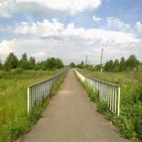 пешеходная дорога (08.06.2012), Горбатовка