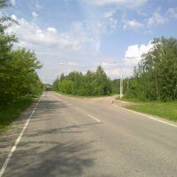 дорога (08.06.2012), Горбатовка