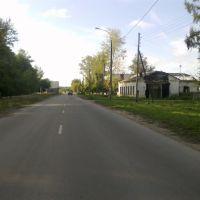 ул.Бахтина (24.08.2012), Горбатовка
