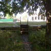 лестница (24.08.2012), Горбатовка