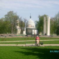 Церковь Покрова пресвятой Богородицы., Городец