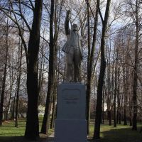 Памятник Ленину, Городец