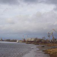 Волжский берег, Городец