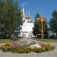 Феодоровский монастырь, Городец