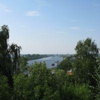 Volga, Городец