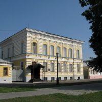 Museum in Gorodets, Городец