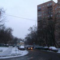 Малая Калитниковская улица, Горький