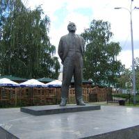 Памятник Ленину (площадь Рогожской Заставы), Горький