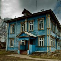 Строения прошлого века в Дальнее-Константиново, Дальнее Константиново