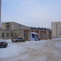 Weg zum Innenhof, Дзержинск