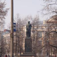 Феликс лично, заждался автобуса, Дзержинск