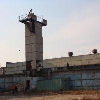 Мяч над пожарным депо, Дзержинск