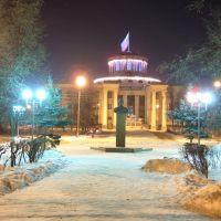 Дзержинск. 1 января 2008 г., Дзержинск