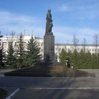 Feliks Dserschinsky Denkmal, Дзержинск