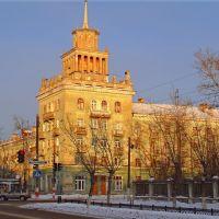 Дом со шпилем, Дзержинск