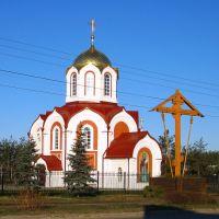 Храм преподобного Антония Великого, Дзержинск