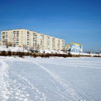 Набережная, Дзержинск