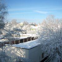 зимний день., Дзержинск