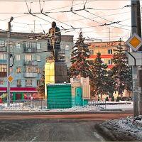 Ильич в морозный день., Дзержинск