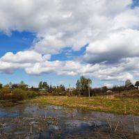 Сельский пейзаж, Дивеево