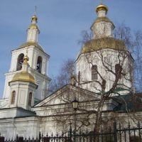 Свято-Троицкий Серафимо-Дивеевский женский монастырь. Казанская церковь, Дивеево