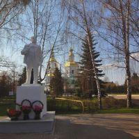 Lenin in Diveevo, Дивеево