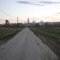 Свято-Троицкий Серафимо-Дивеевский женский монастырь, Дивеево