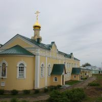 Больничная церковь, Дивеево