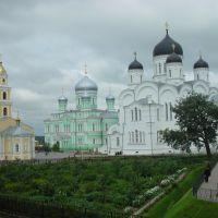 Diveyevo monastery, Дивеево