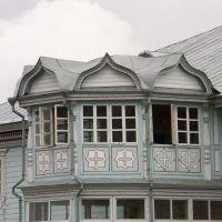 Hegumen building, Дивеево