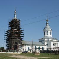 Церковь в Досчатом, Досчатое