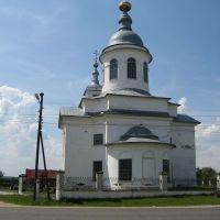 Церковь, Досчатое