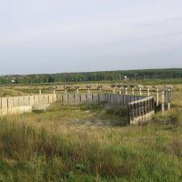 Плотина Досчатинского пруда, Досчатое