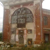 Охотничий домик Баташёвых, Досчатое