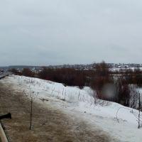 The village Doschatoe, Досчатое