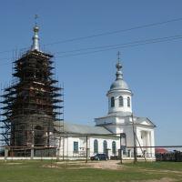Досчатинская церковь, Досчатое