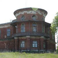 Охотничий домик Баташева (ныне Досчатинская больница), Досчатое